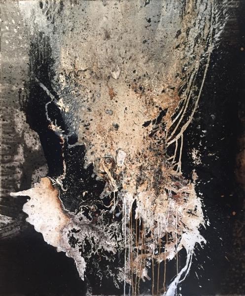 Peter Casagrande, 2016, 120 x 100 cm