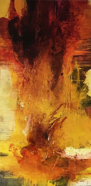 Peter Casagrande, 2016, 270 x 135 cm