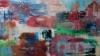 Virginia Glasmacher_Kadmiumrot, dunkel-Aquamarin_2016_100x180cm