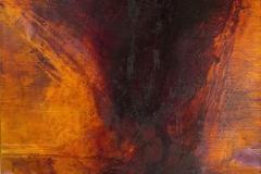 Peter Casagrande, 2009, 120 x 100 cm