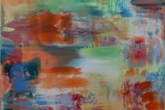 Virginia Glasmacher_Kadmiumorange-Kadmiumgrün_2017_110x100cm_web