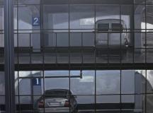 parkhaus 200x150 cm 2014