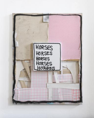 Taylor A. White, Horses, Horses, Horses